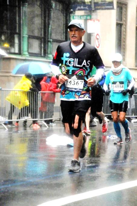 Maratón en Boston